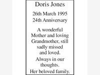 Doris Jones photo