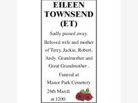 Eileen Townsend photo