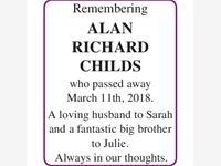 ALAN RICHARD CHILDS photo