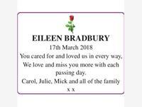 Eileen Bradbury photo