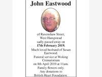John Eastwood photo