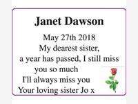Janet Dawson photo