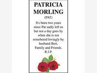 PATRICIA (PAT) MORLING photo