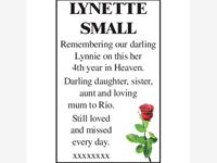LYNETTE SMALL photo