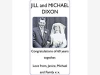 JILL and MICHAEL DIXON photo