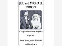 JILL and MICHAEL DIXON photo