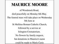 Maurice Moore photo