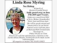 Linda Rose Myring photo