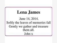 Lena James photo