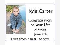 Kyle Carter photo