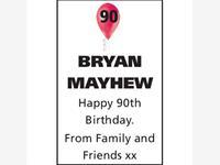 Bryan Mayhew photo