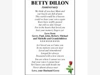 Betty Dillon photo