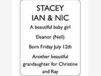 STACEY IAN & NIC photo
