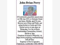 John Brian Perry photo