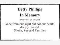 Betty Phillips photo
