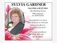 SYLVIA GARDNER photo