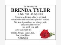Brenda Tyler photo
