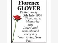 Florence Glover photo