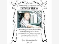 DENNIS TREW photo