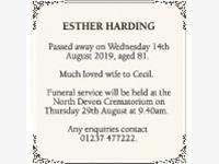 Esther Harding photo
