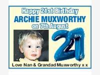 Archie Muxworthy photo