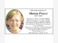 Marion Preece photo