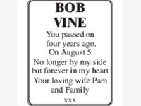 Bob Vine photo