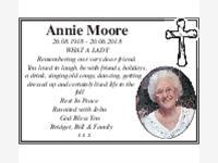 Annie Moore photo