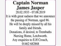 Captain Norman James Jasper photo