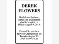 Derek Flowers photo