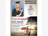 Daisy Briggs photo