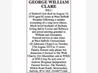 GEORGE WILLIAM CLARE 'BILL' photo