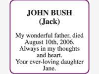 jJOHN BUSH (Jack) photo