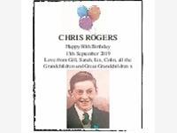 Chris Rogers photo