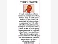 TERRY FOSTER photo