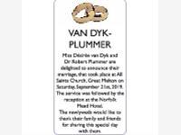 VAN DYK-PLUMMER photo