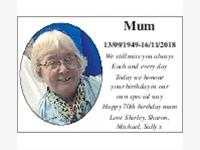 Mum photo