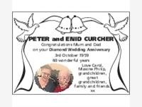 Peter and Enid Curcher photo