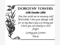 Dorothy Towers photo