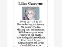 Lilian Gascoyne photo