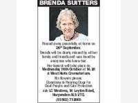 BRENDA SUITTERS photo