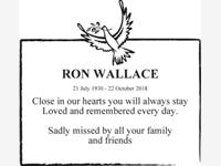RON WALLACE photo