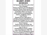 HARRY JOHN HODGES photo