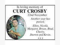 CURT CROSBY photo