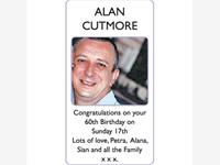 ALAN CUTMORE photo