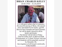 Brian Charles Kelly photo