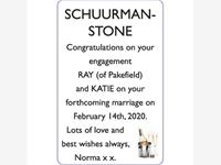 SCHUURMAN-STONE photo