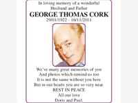 George Thomas Cork photo
