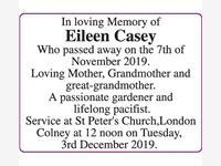 Eileen Casey photo