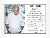 George Hunt photo